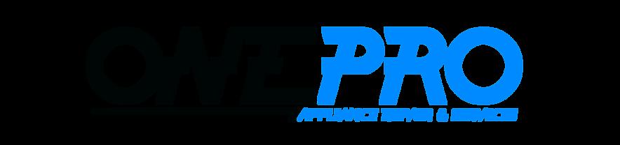 one pro logo