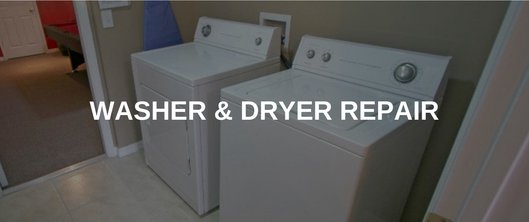washing machine repair elizabeth nj